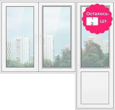 купить балконную дверь с окном бу